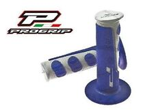 Progrip 793 ASIDERA DE GOMA AZUL 22mm MOTO CROSS ENDURO SUPERMOTO MX BICI