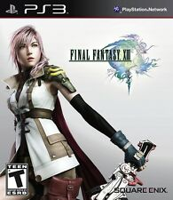 Final Fantasy XIII Sony Playstation 3
