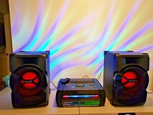 Sony SHAKE-X10 High Power Home Audio System - Black (Used)