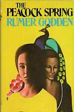 The Peacock Spring by Rumer Godden (1976, Hardcover) - FREE SHIPPING!