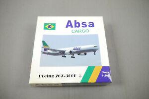 Netmodels Absa Cargo Boeing 767-300F Aeroplane Model 1:500 IN Box (K17)