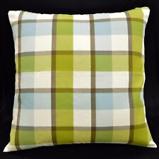 LL316a Oliver Beige Square Pure Cotton Canvas Fabric Cushion Cover/Pillow Case