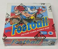 1988 Topps Football Cello Box X-Out with Bo Jackson Rookie ON TOP OF PACK BBCE
