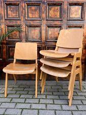 1/10 Thonet Theater Stapelstühle Vintage Design Retro Stuhl Chair