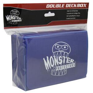 Monster Protectors - Double Deck Box - Blau
