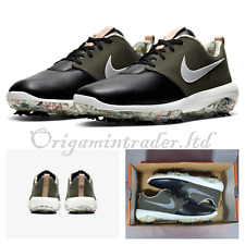 Nike Golf Shoes - Roshe G Tour NRG BQ4813-008 Size 7.5 UK,  42 EUR