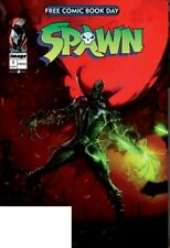 Fcbd 2019 Spawn #1 The Road To Issue #300 Todd McFarlane Comic Book Unstamped Nm