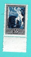 LATVIA LETTLAND 35 KOPEKS 1919 Sc. 66 M. 38 MNH ERROR 312
