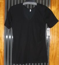 SIZE XL JOCKEY BLACK REVERSIBLE T-SHIRT