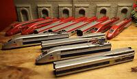 "(I14) "" Märklin 37791 37790 TGV SNCF Case New Complete Top Spare"