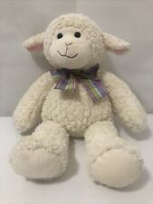Princess Soft Toys Melissa & Doug Lovey Lamb Sheep Plush Stuffed Animal #7693