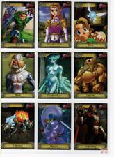 2016 Enterplay Nintendo Legend Of Zelda Base Set Singles Link Ganon Triforce