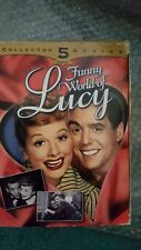 FUnny World of Lucy 5VHS boxed set Collectors series 1997