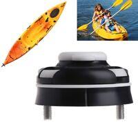 Kayak Boat Fishing Rod Holder Mount Base Nylon Mount Base Tackle Kit Accessory