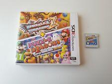 "JEU 3DS "" PUZZLE & DRAGONS Z + PUZZLE & DRAGONS SUPER MARIO BROS EDITION"