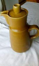 Langley Mill vintage marrone CAFFETTIERA