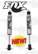 "2002-2017 Dodge Ram 1500 2WD FOX 2.0 Performance Front Shocks for 0-2"" Lift Kits"