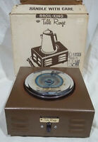 Broil-King Vintage Table Top Range/Camping Stove/Portable Buffet Burner in Box