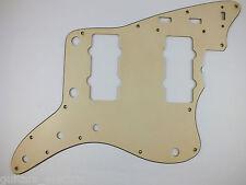 Relic Aged Crema Rasguño Placa Golpeador #2 se ajusta a 1965 Fender JAZZMASTER Guitarra