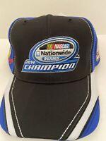 Chase Elliott  # 9 Nascar 2014 Nationwide Series Champion Men's Adjustable Hat