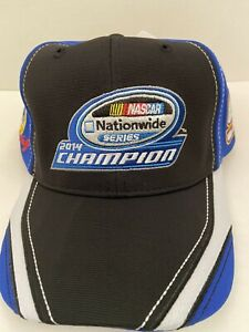 Chase Elliott  # 9 Nascar 2014 Nationwide Series Champion Men's Adjustable Hat
