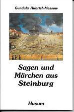 Sagen und Märchen aus Steinburg Hausgeister Zwerge Spuk Literaturverzeichnis
