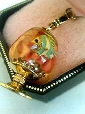 NEW IN BOX NWT Juicy Couture Charm Fish Bowl w Tag Box YJRU2659
