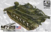 AFV Club 1/35 AF35254 US M728 Bombat Engineer Vehicle (CEV)