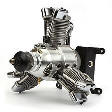 SAITO - FA-200 R3 4-STROKE 3-CYLINDER RADIAL GLOW ENGINE - GALAXY RC