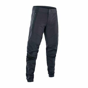 ION Bike Pants Scrub Mesh_ine Black