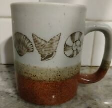 Vintage Otagiri Seashore Seashells Coffee Mug (multiple available)