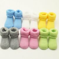 Baby Girl Boys Newborn Warm Winter Boots Toddler Infant Soft Socks Shoes Booties