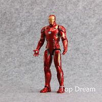 """Iron Man The Avengers Captain America 3 Civil War Action Figure 7"""" Toy Xmas Gift"""