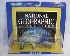 VTG MICRO MACHINES Galoob NATIONAL GEOGRAPHIC DINOSAUR JURASSIC #3 new SEALED