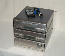 Denon D-110 Stereoanlage  -  Verstärker + Tuner (+ CD-Player) - Midi Format