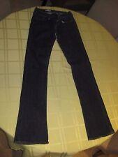 Ladies Ralph Lauren Classic Boot Jeans Size 26 Low Rise