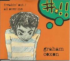 Blur GRAHAM COXON Freakin Out / All LIMITED Europe CD Single SEALED USA Seller