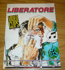 Video Clips SC VF liberatore - catalan graphic novel - second edition - 1990