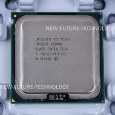 Lot of 2 pcs Intel Xeon X5365 3 GHz Quad-Core 1333MHz LGA771 CPU Processor