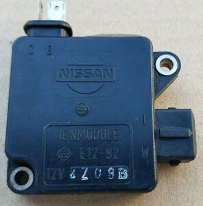 DATSUN 280ZX IGNITION CONTROL MODULE E12-92 S130Z 1982 1983