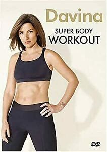 Davina - Super Body Workout [DVD], , Used; Acceptable DVD