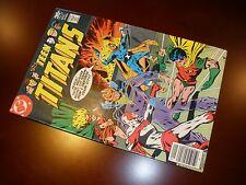 DC Comics Teen Titans # 52 High Grade 9.2-9.4