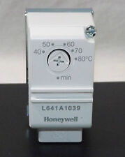 HONEYWELL L641A1039 CYLINDER THERMOSTAT ErP CLASS 1 VAT INCLUDED FREE POSTAGE