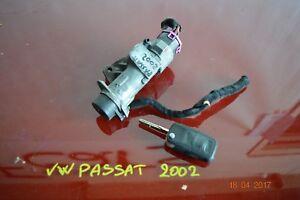 BLOCCHETTO ACCENSIONE CON CHIAVE VW PASSAT 2002