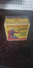 Winchester Ranger Trap Load Shells Ammo Box