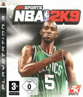 Nba 2k9 Basketball für Playstation 3 Ps3 Neu Ovp Eu Version 2K Sports