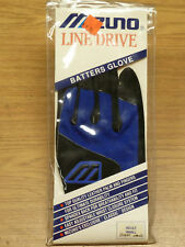 MIZUNO Line Drive BATTING GLOVE Adult SMALL RH BLUE
