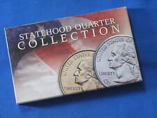 2001 Philadelphia Edition Statehood Quarter Set B5263
