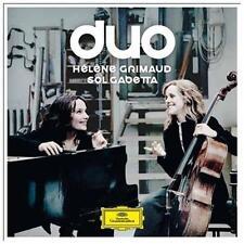 Duo - Helene Grimaud (CD) SHIPS NEXT DAY