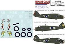 RAAF Beaufighter Mk.XXI Decals 1/48 Scale N48026